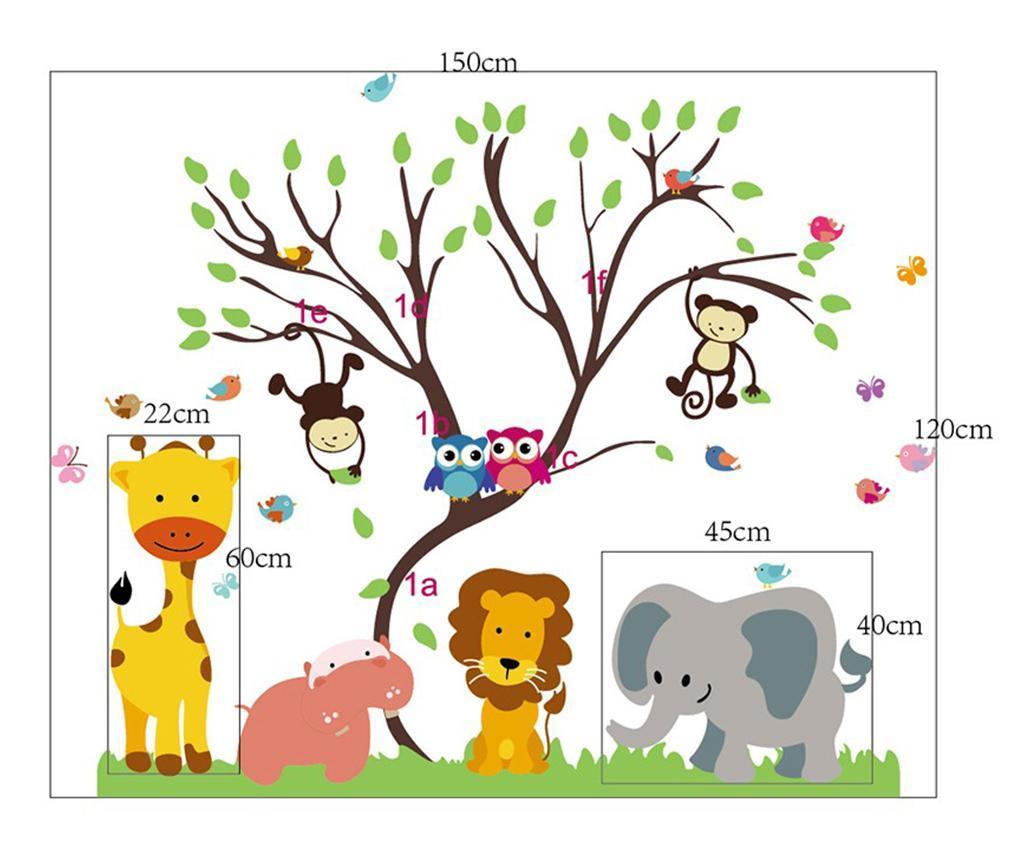 Monkey Forest Tree Matrica