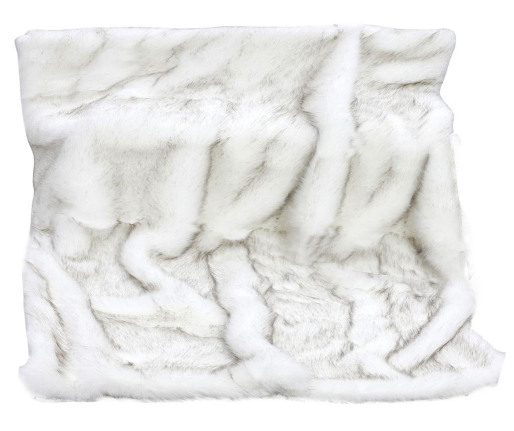 Patura Alaska White 145x200 cm