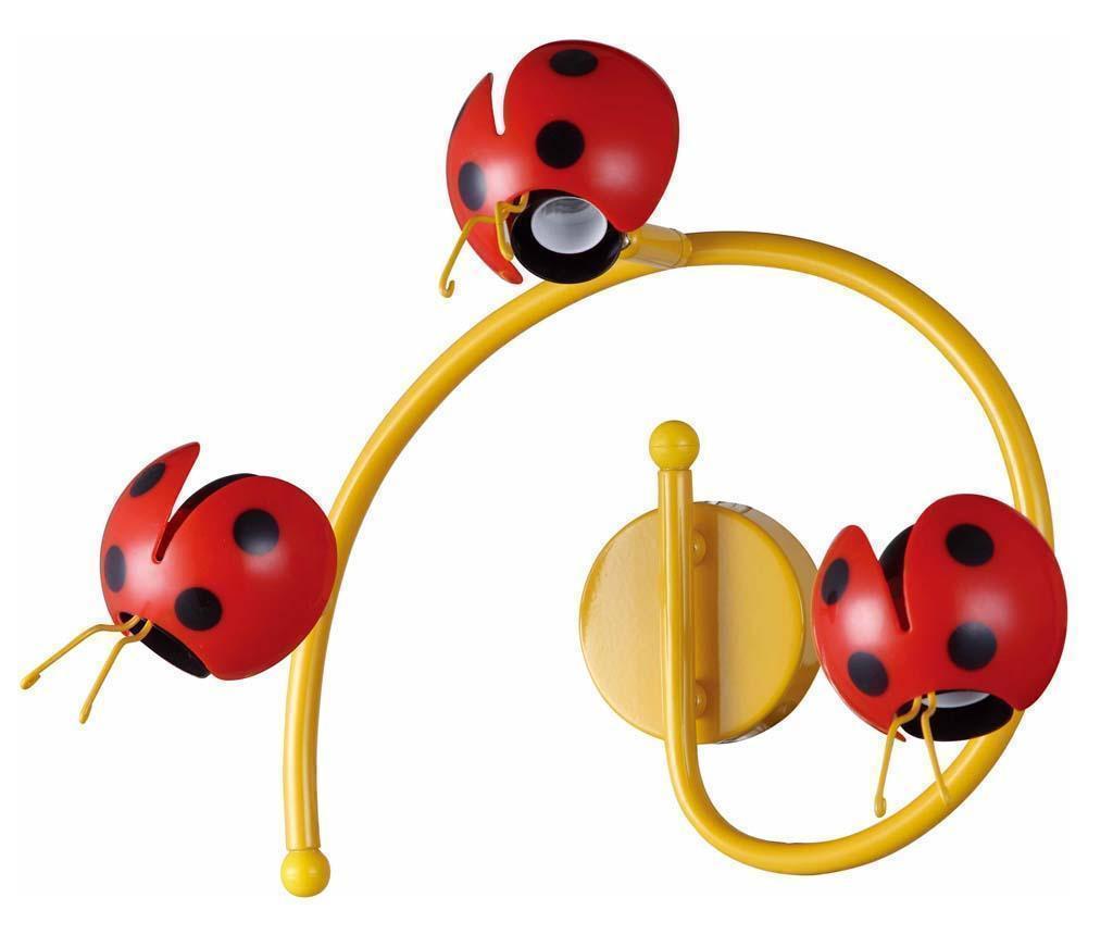 Ladybug Triple Lámpa