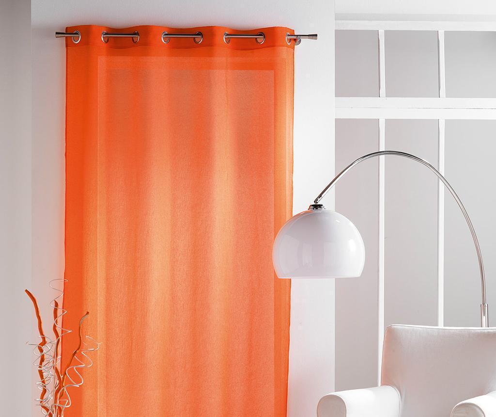 Zavjesa Paloma Orange 140x240 cm