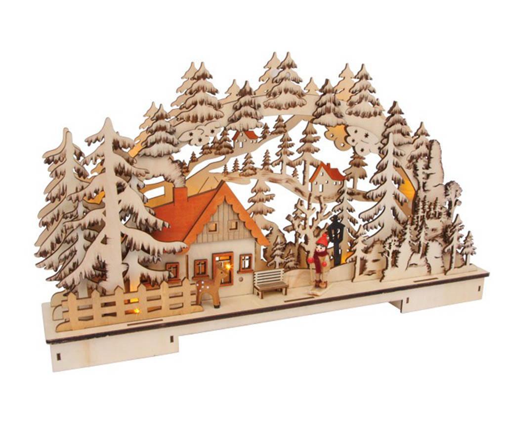 Svetlobna dekoracija Cottage in the Forest