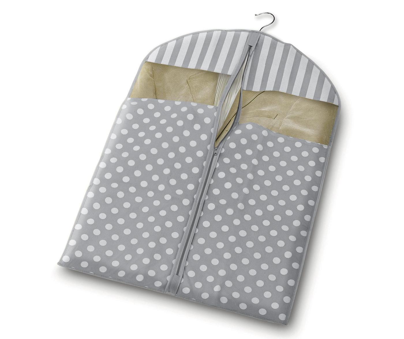 Husa pentru haine Lines&Dots 60x100 cm