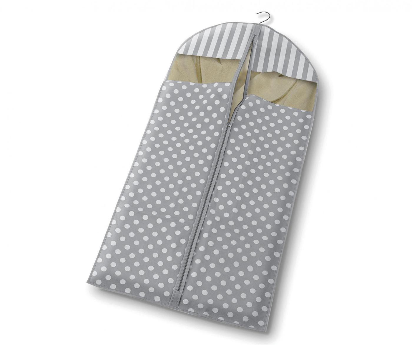 Husa pentru haine Lines&Dots 60x137 cm