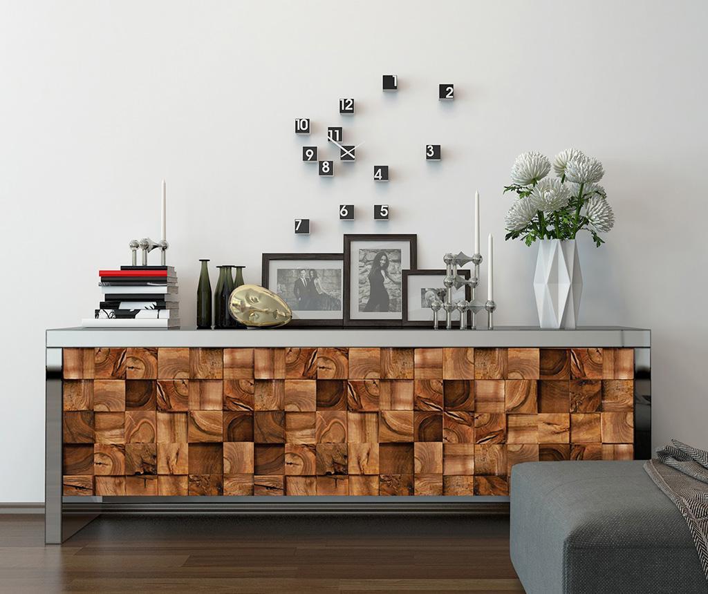 Square Timber Matrica