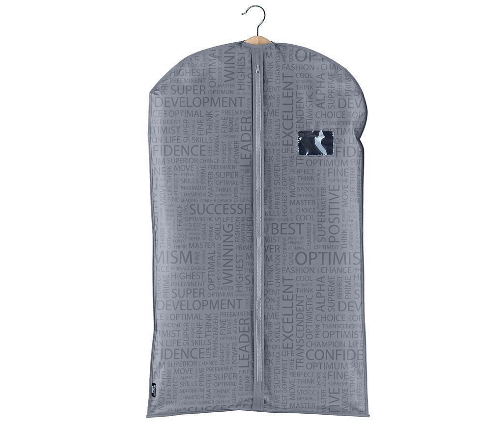 Husa pentru haine Urban 60x100 cm
