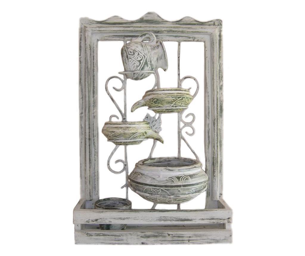 Stenska dekorativna fontana Simple Pots