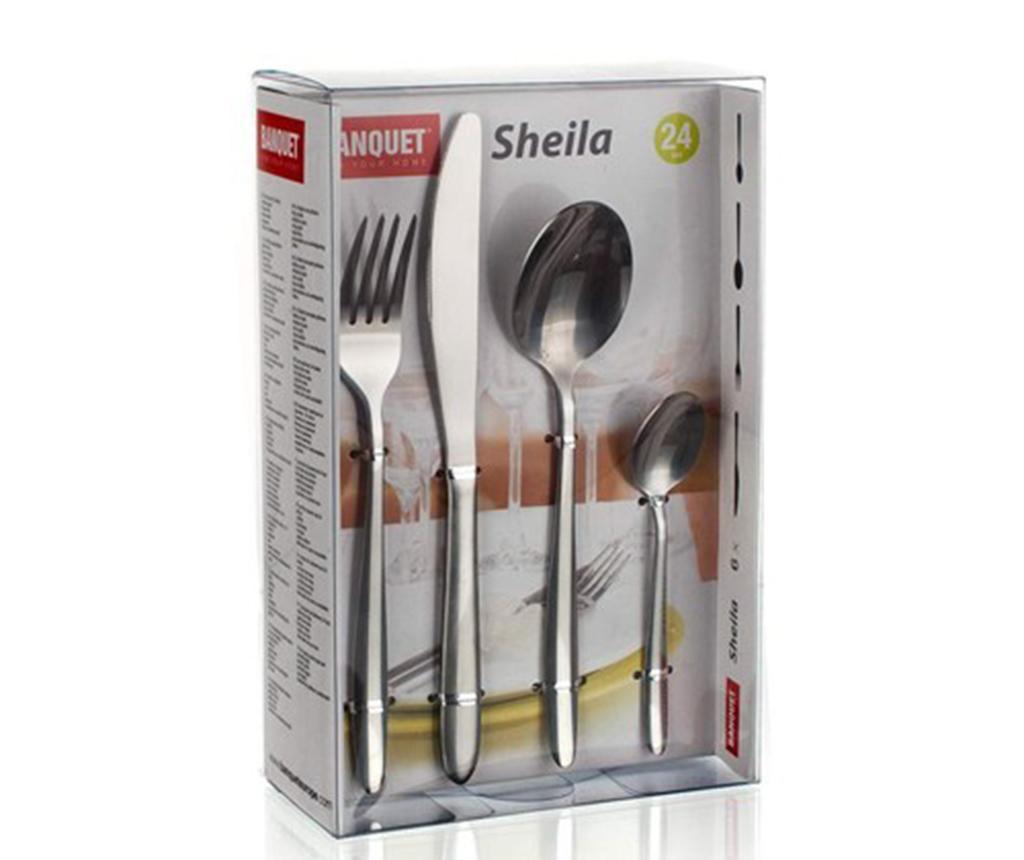 Set tacamuri 24 piese Sheila