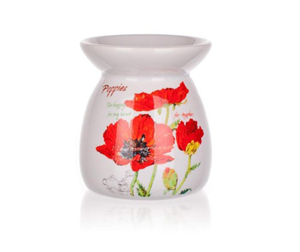 Suport aromoterapie Red Poppy