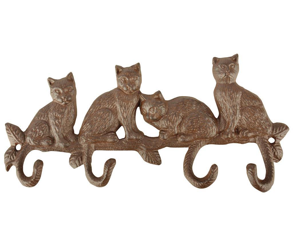 Obešalnik Cats