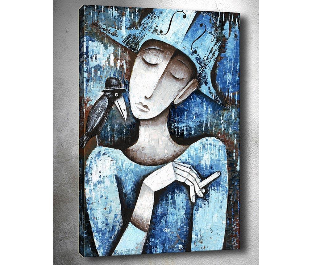 Smoker Kép 40x60  cm