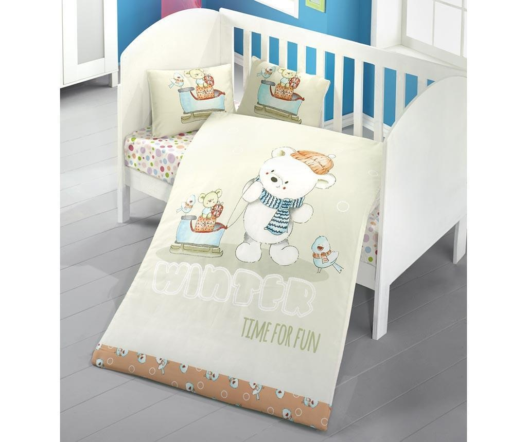 Posteljina   Ranforce Super Puppy 100x150