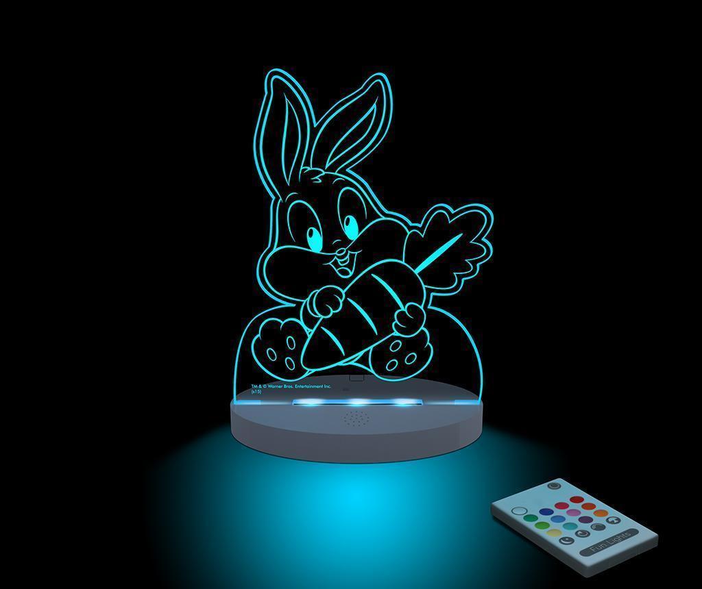Noćna svjetiljka Baby Looney Tunes Bugs Bunny
