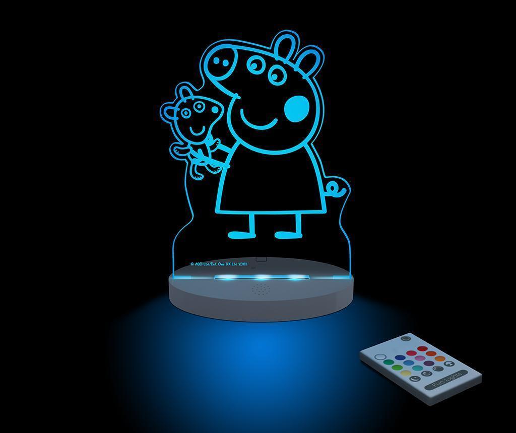 Noćna svjetiljka Pepa Teddy