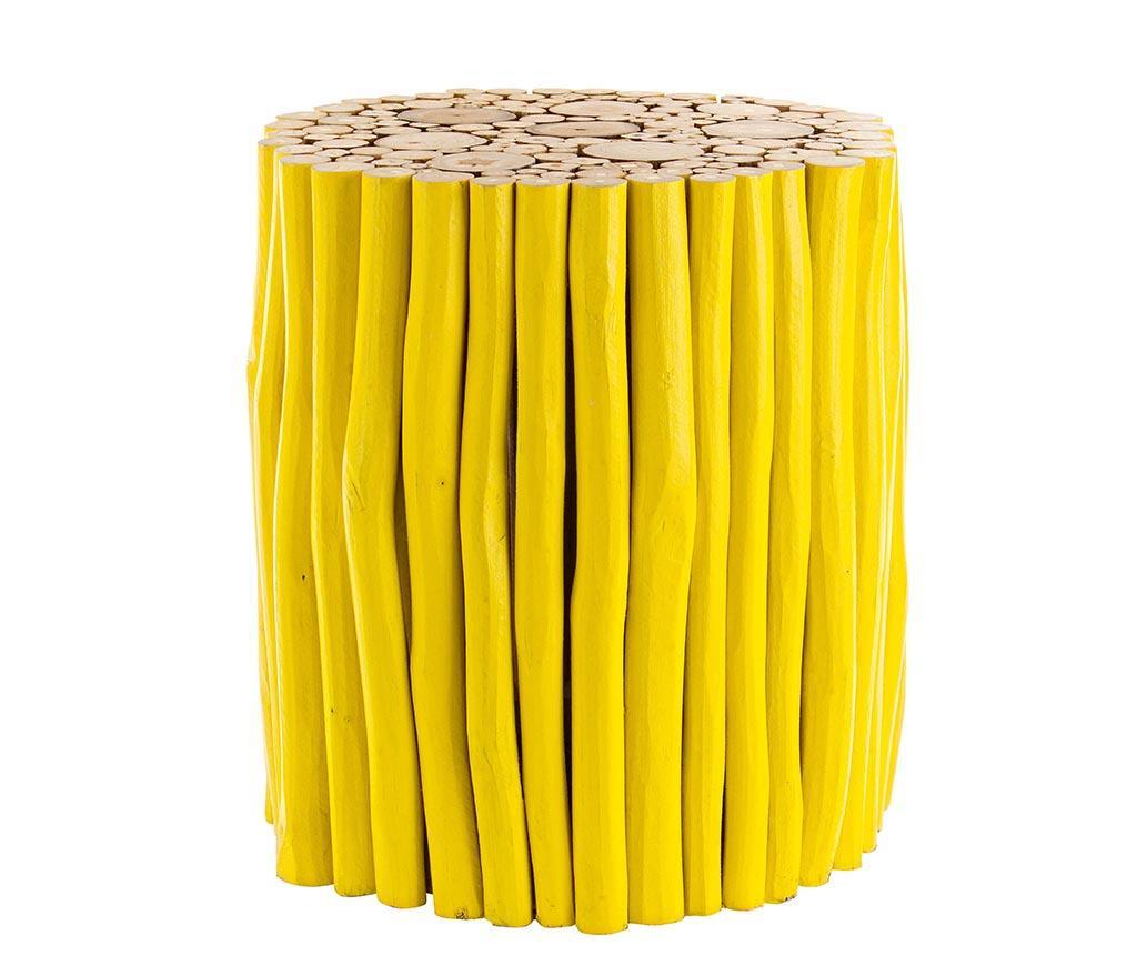 Masuta de cafea The Tree is Yellow