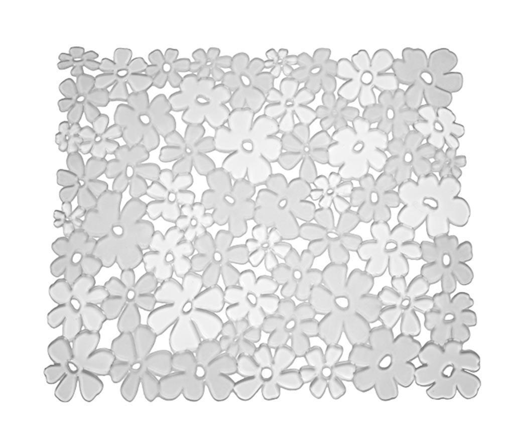Protectie pentru chiuveta Flower Clear S