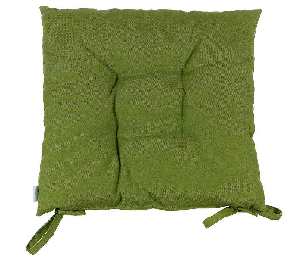 Pure Green Ülőpárna 37x37 cm