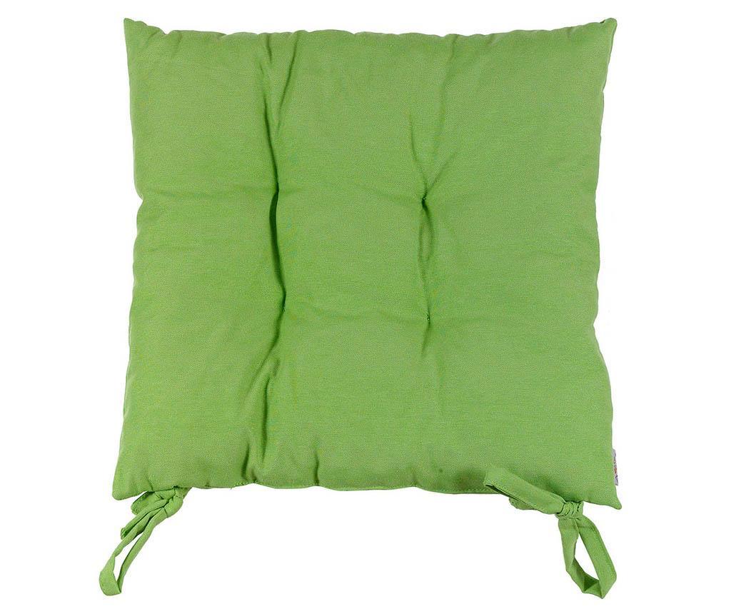 Sedežna blazina Pure Light Green 37x37 cm