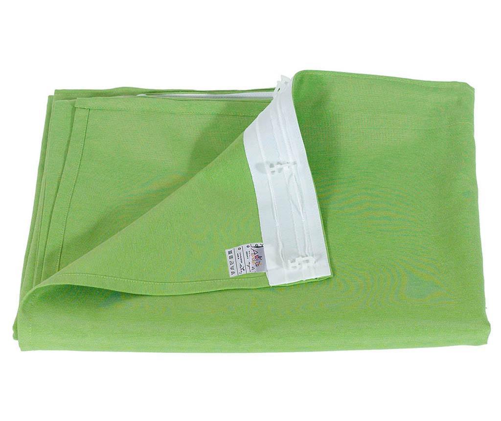 Zastor Simple Light Green 170x270 cm