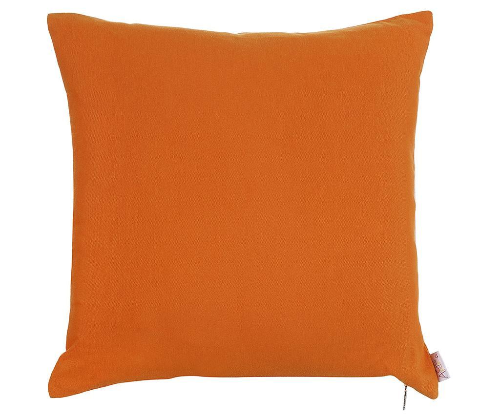 Prevleka za blazino Thoughts Orange 41x41 cm