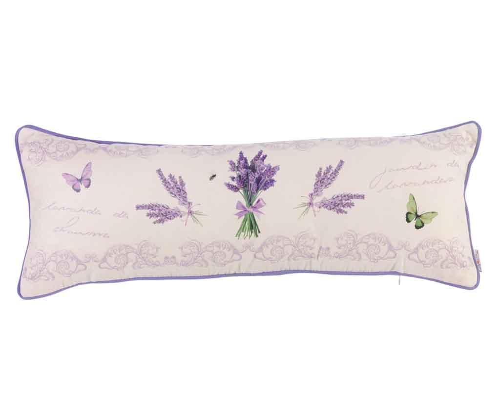 Ukrasni jastuk Lavender Bouquet 25x70 cm
