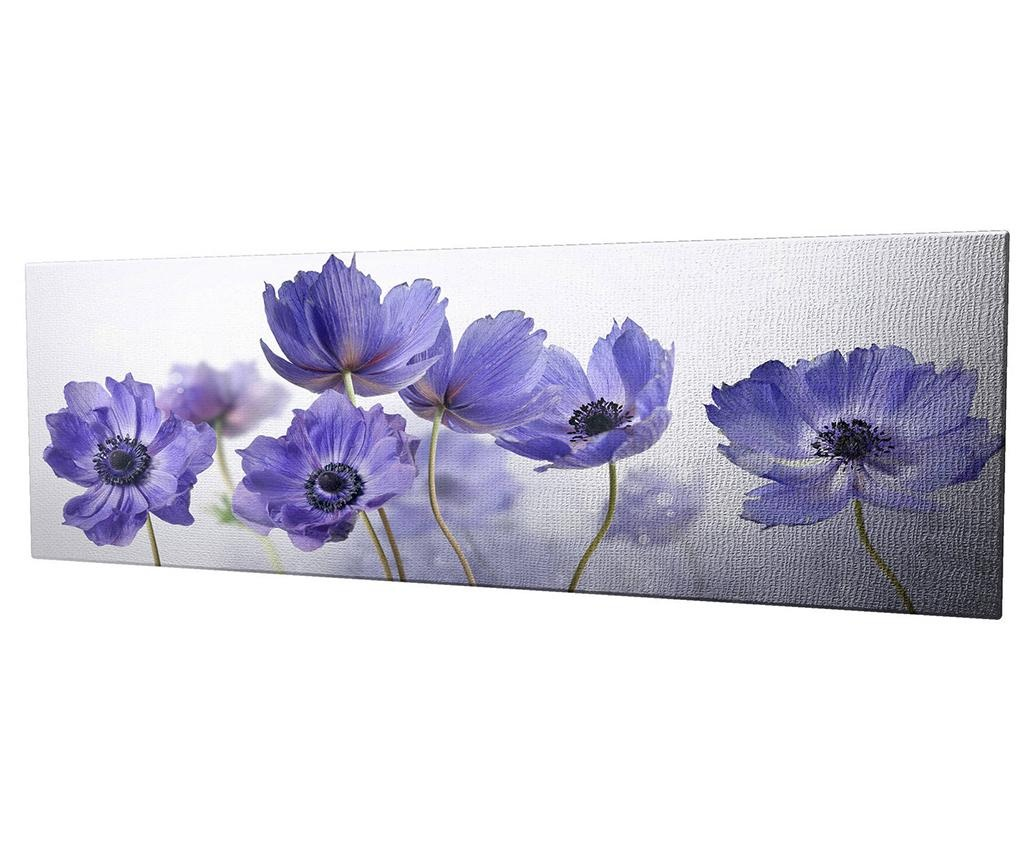 Slika Chic Flowers 30x80 cm