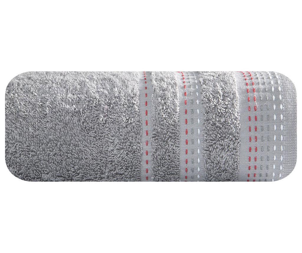 Kopalniška brisača Paola Silver 30x50 cm