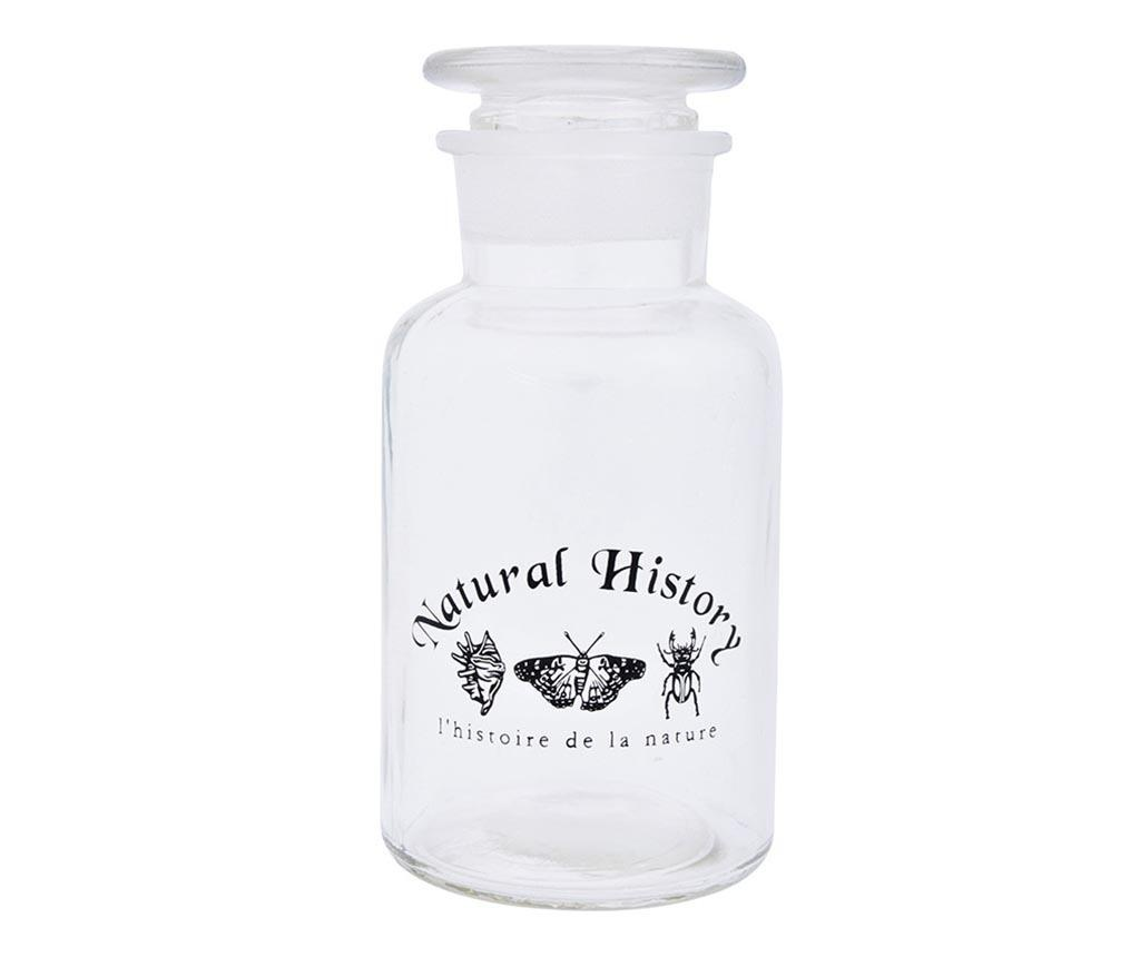 Sticla cu dop ermetic Natural History 250 ml