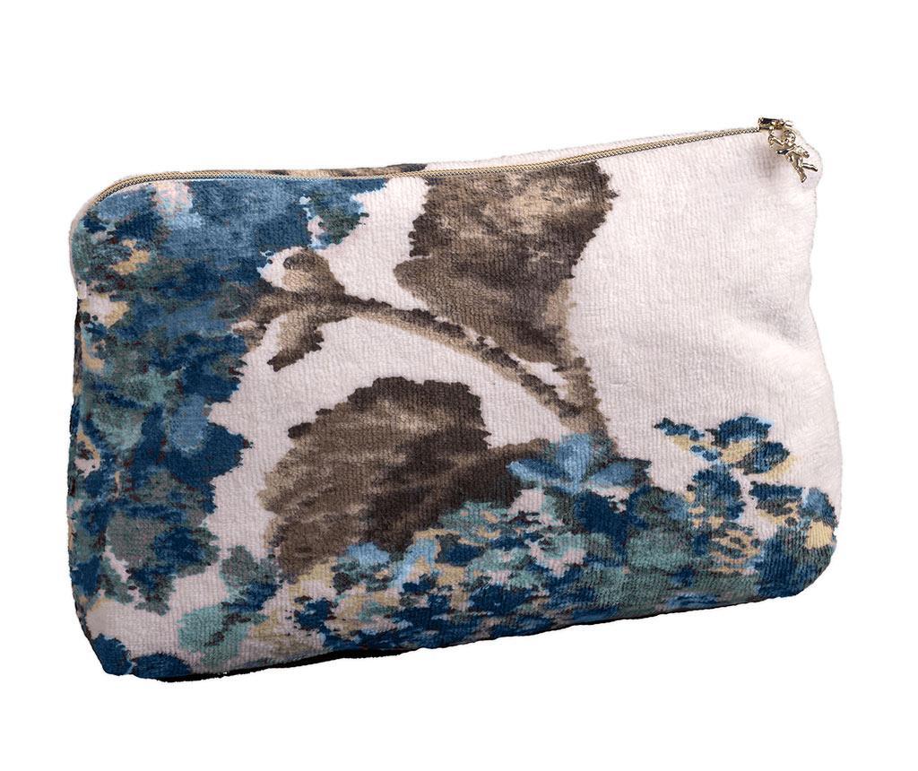 Kozmetična torbica Ortensia Blue