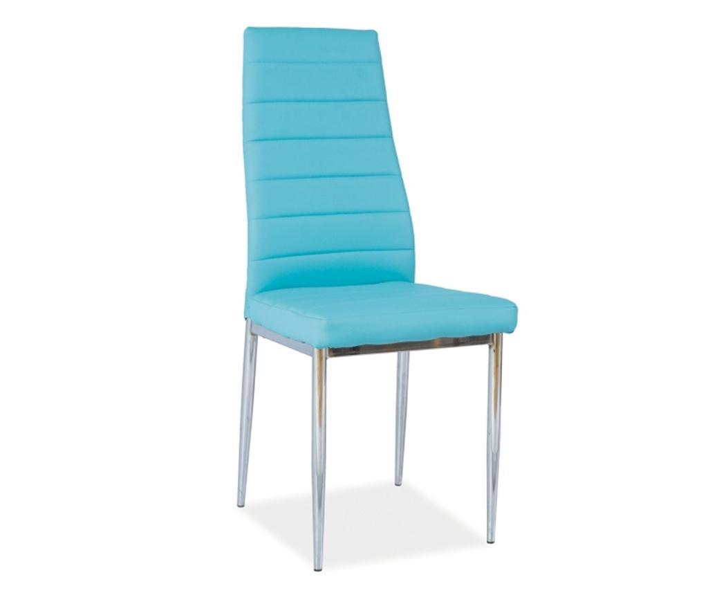 Stolica Berta Turquoise