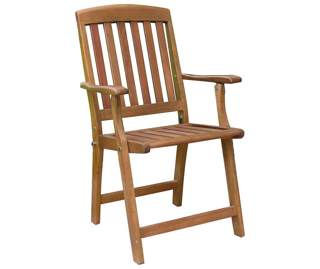 Krzesło zewnętrzne Portland