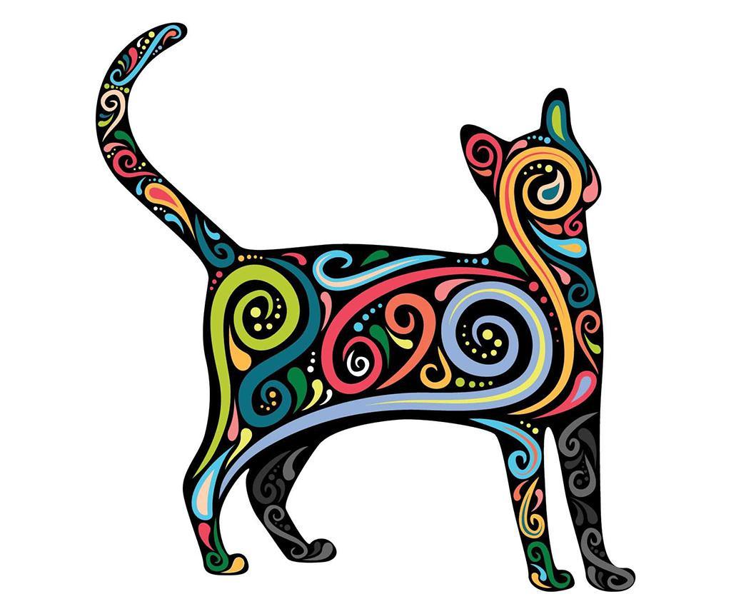 Sticker Cat Colors