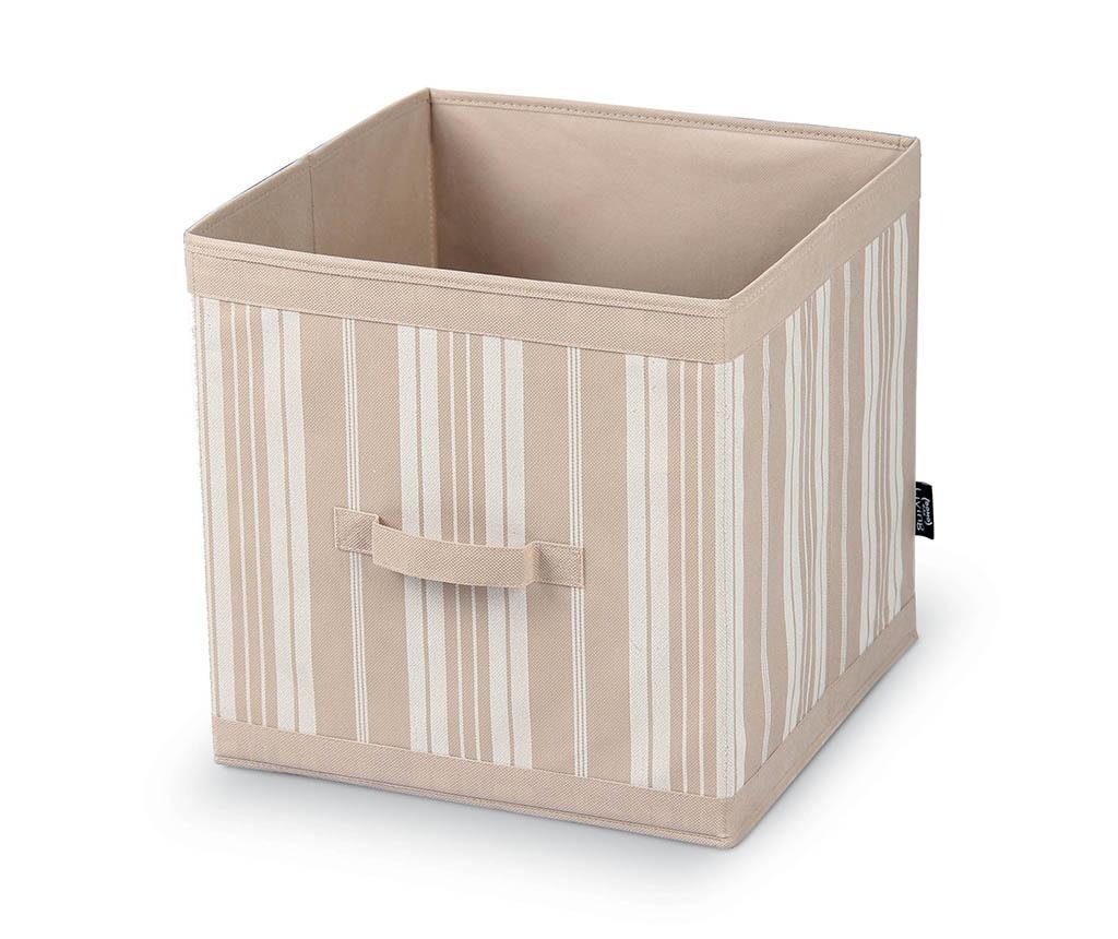 Kutija za spremanje Stripes Cube