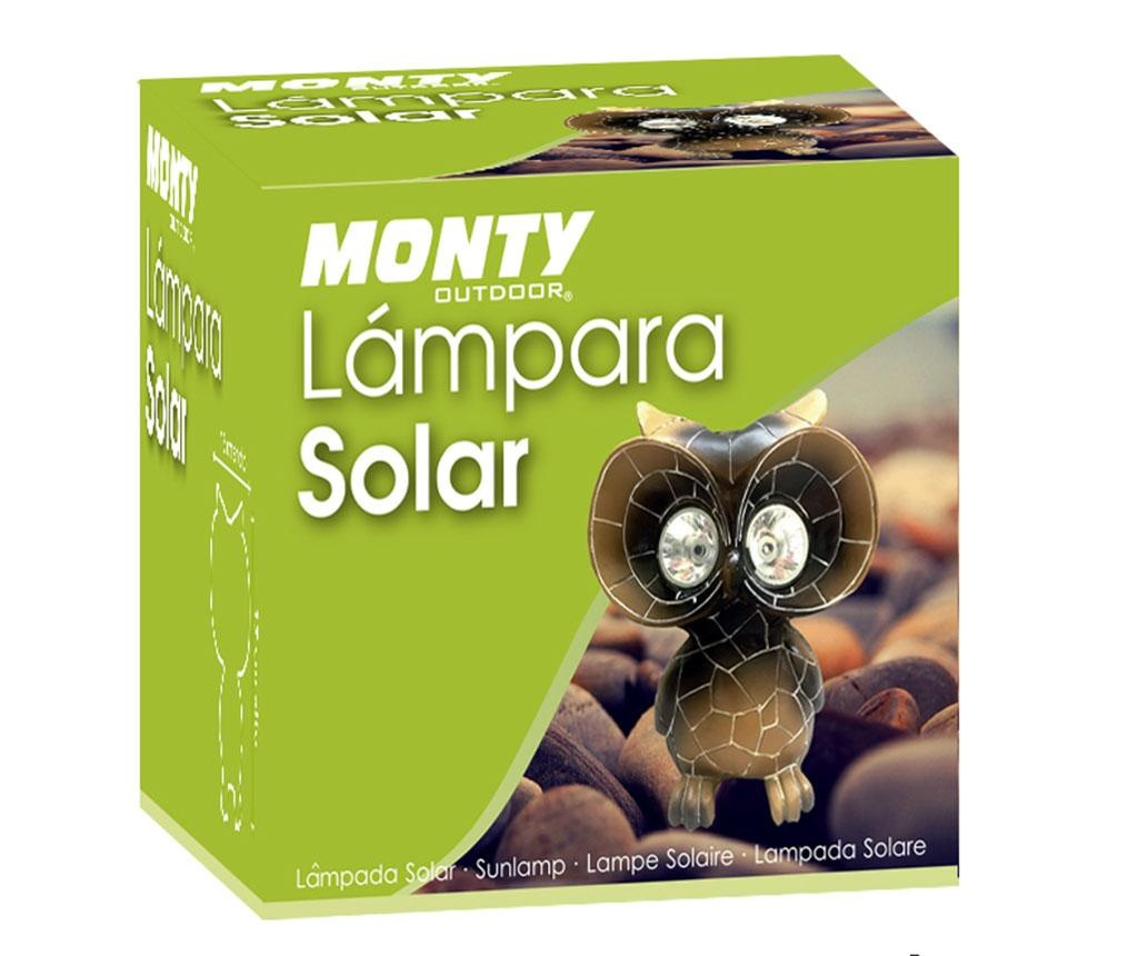 Lampa solara Owl