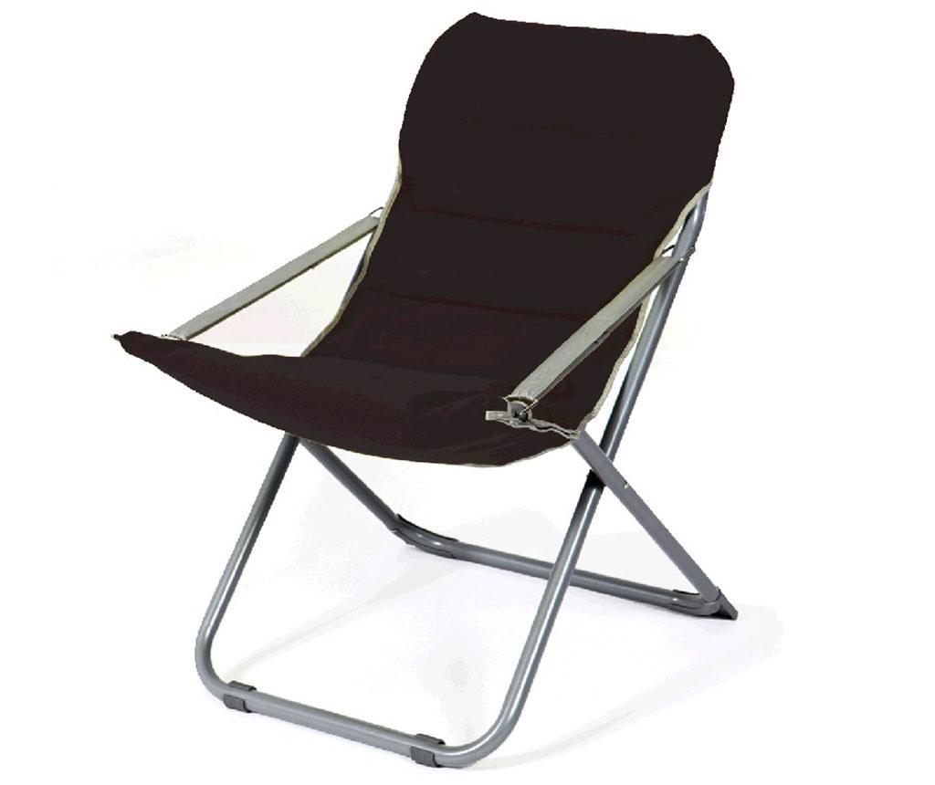 Arvilla Black Kültéri összecsukható szék