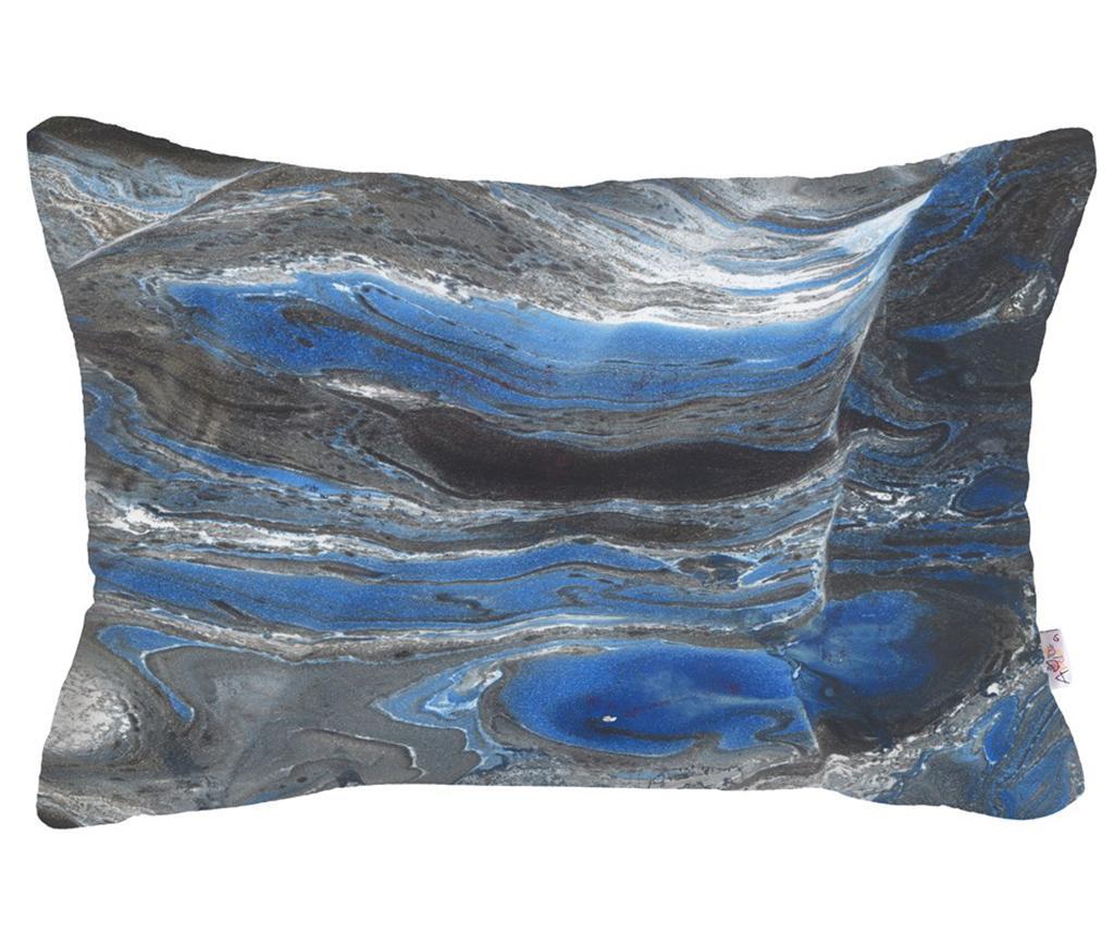 Jastučnica Abstract Blue 31x50 cm