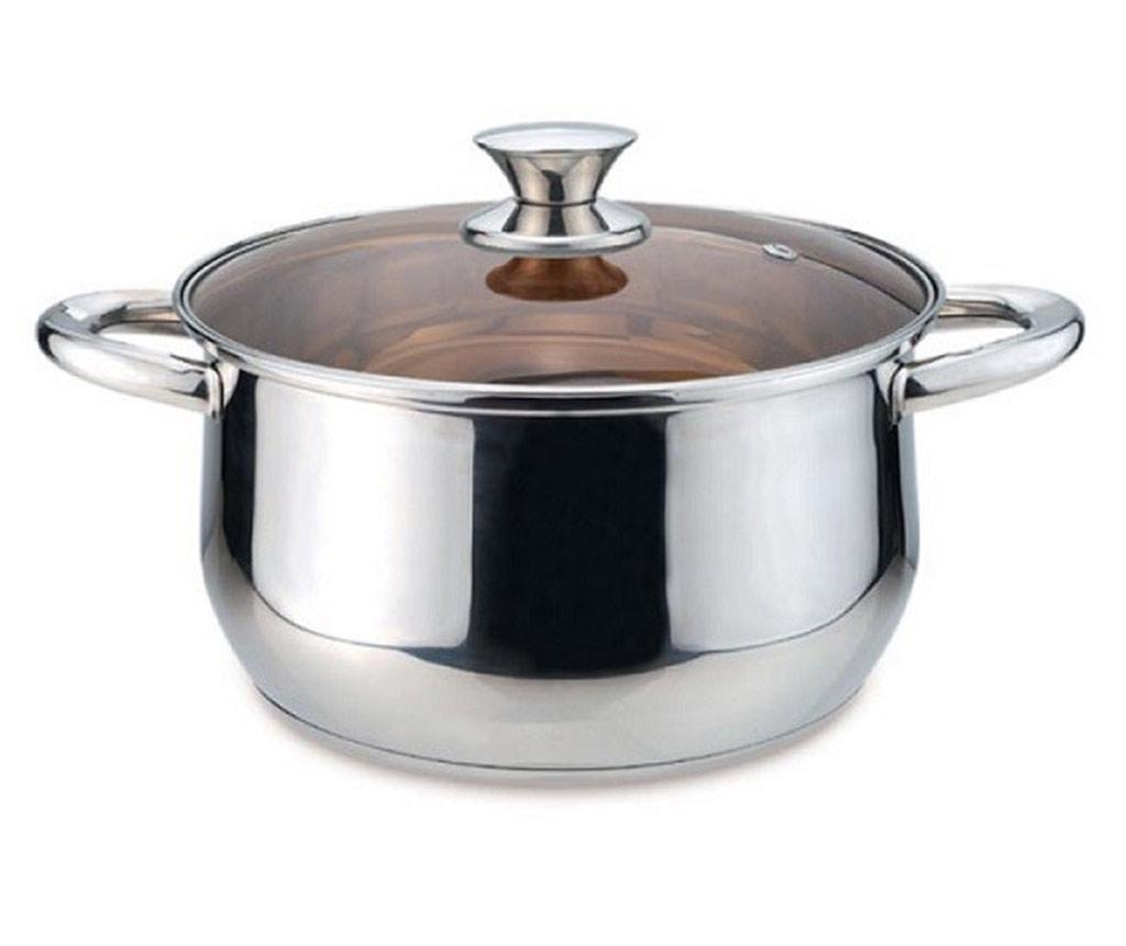 Posuda za kuhanje sa poklopcem Muhler Gliss 4.3 L