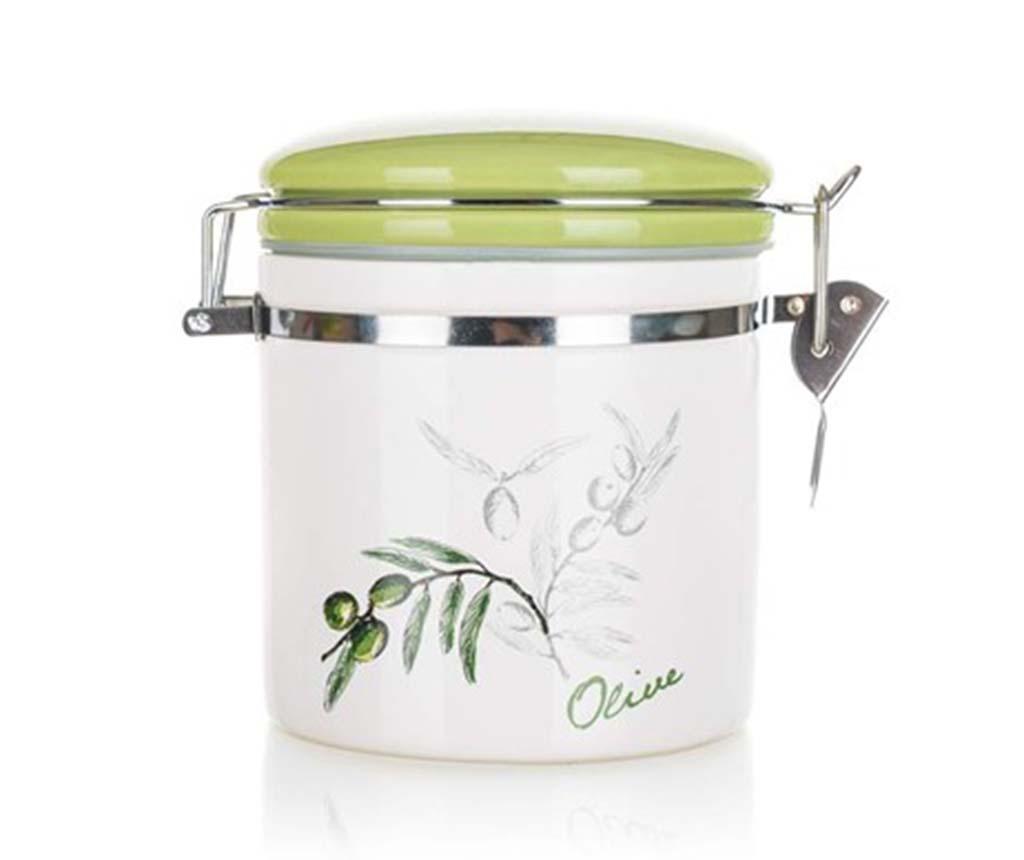 Recipient cu capac Olives 450 ml