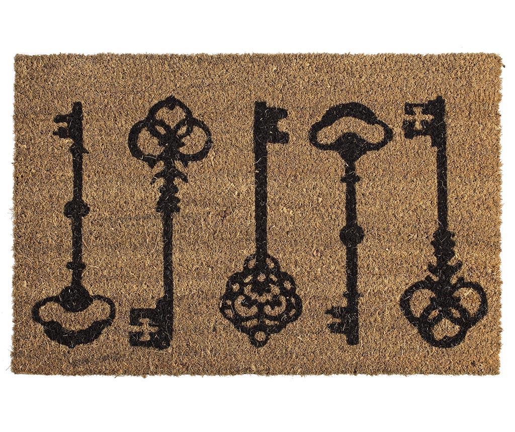 Five Keys Lábtörlő 40x60 cm