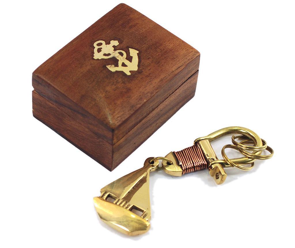 Obesek za ključe Boat Shine
