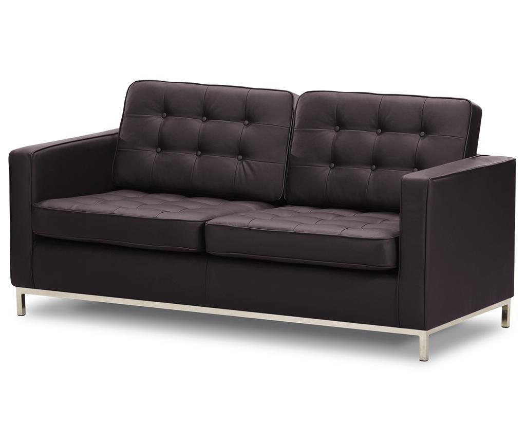 Canapea 3 locuri Eagle Brown