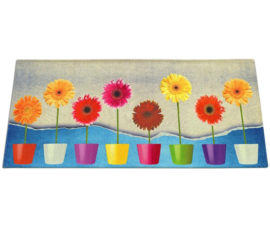 Covor Flower Power 60x240 cm