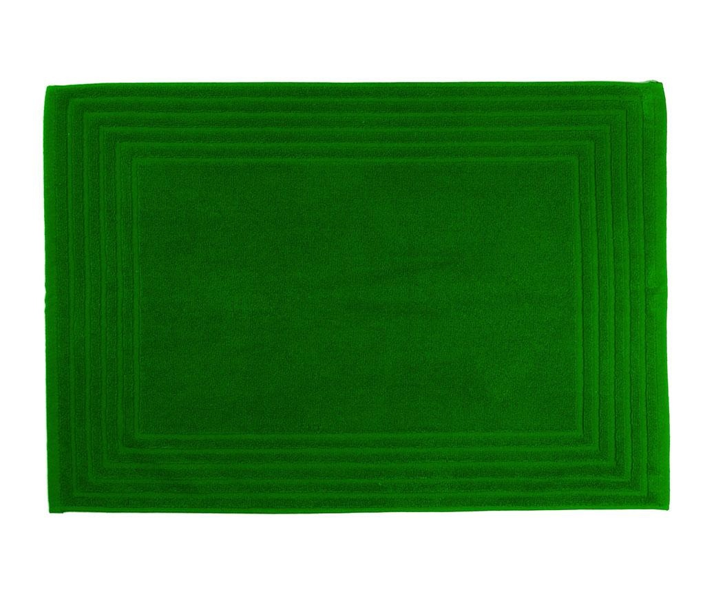 Covoras de baie Alfa Apple Green 50x70 cm