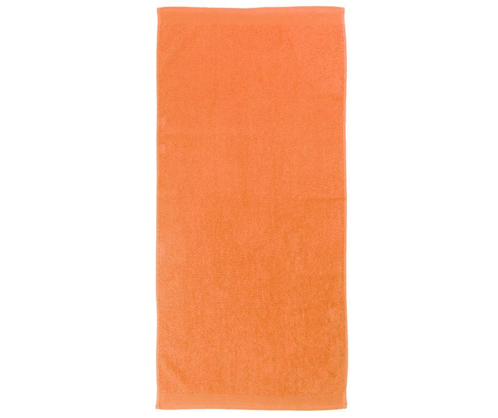 Prosop de baie Delta Orange 50x100 cm