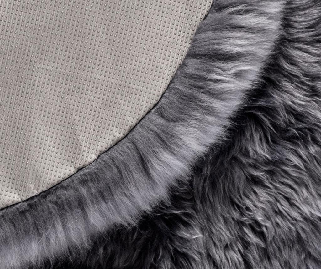 Dywan Leedo Round Grey 70 cm