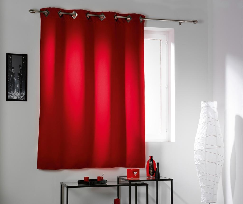 Draperie Cocoon Red 140x180 cm