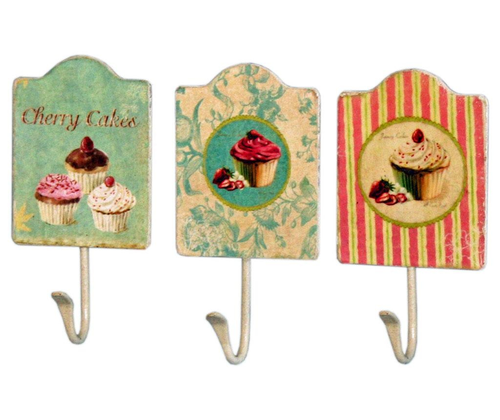 Set 3 cuiere Fairy Cake