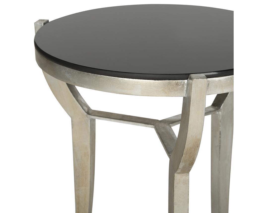 Suri Accent Silver Asztalka