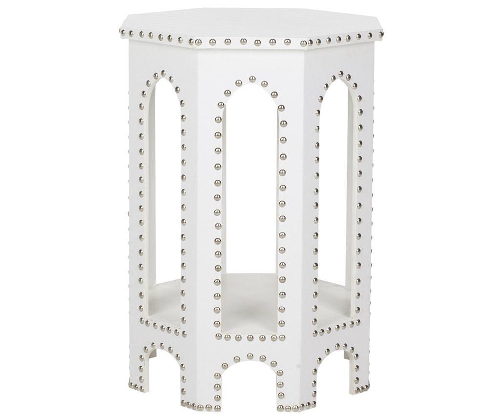 Amala White Asztalka