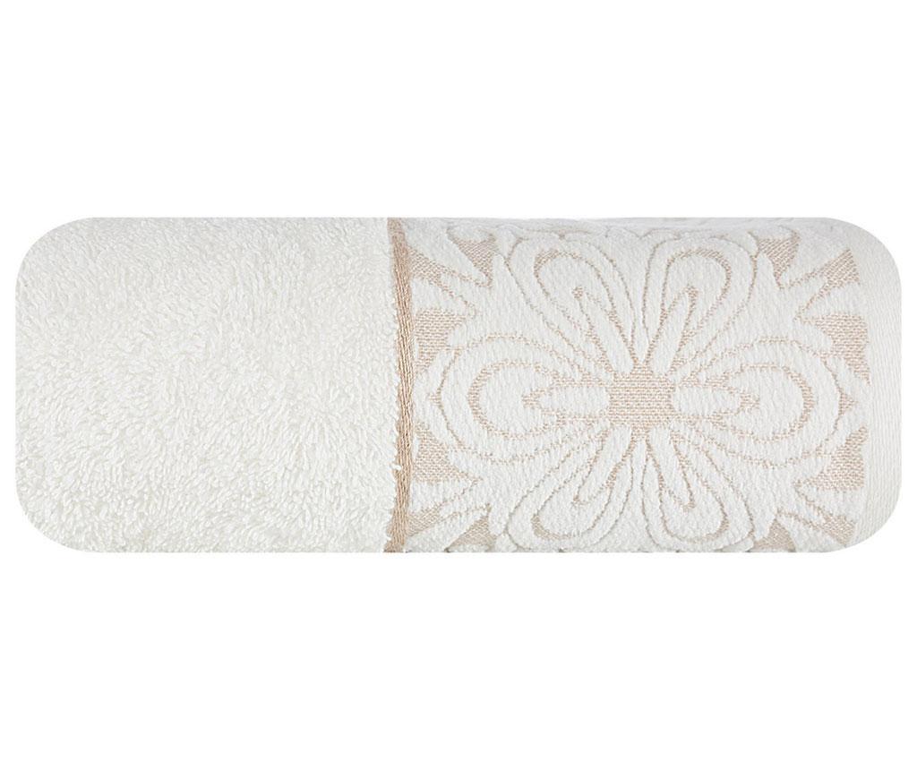Kupaonski ručnik Ida Cream 50x90 cm
