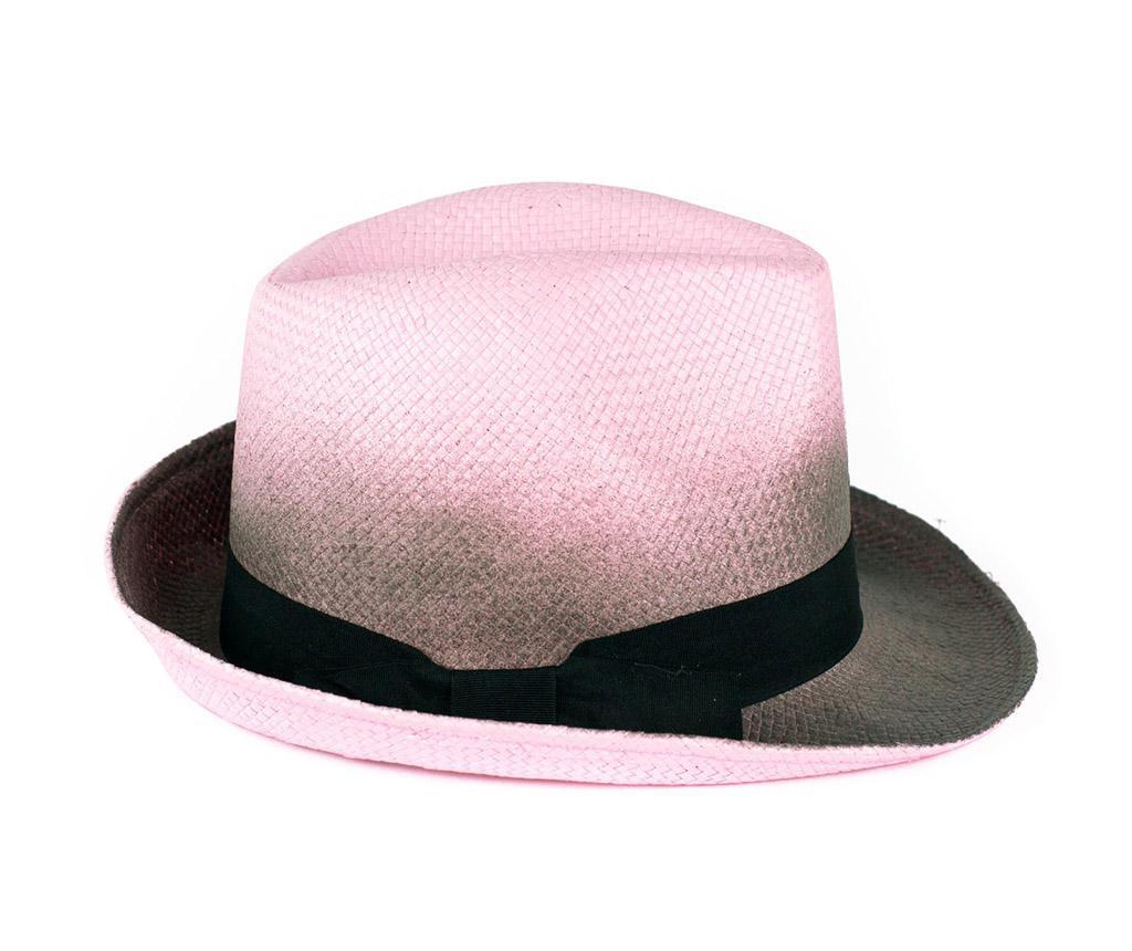 Klobuk Hayley Pink Grey 58-60 cm